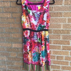 NY&CO Floral Dress